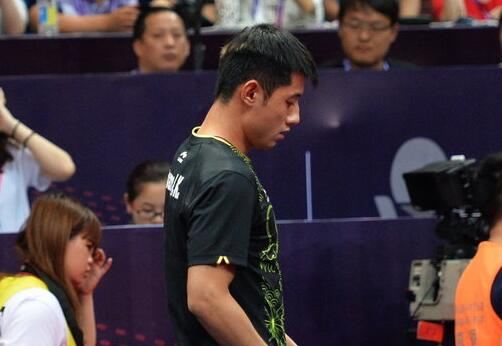 香港赛张继科复出首秀陷苦战 资格赛4-2胜意选手
