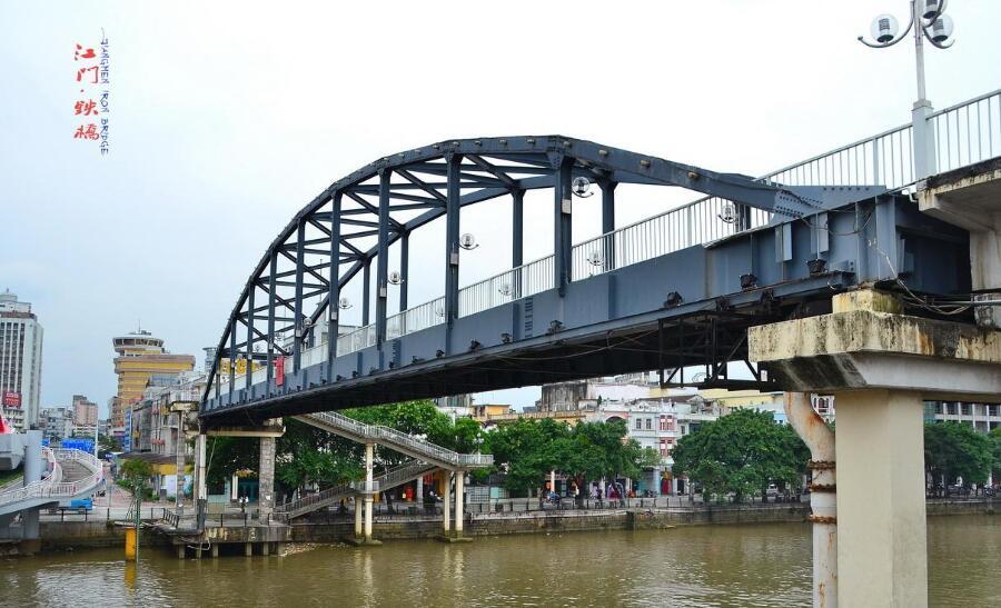 大发国际市区将新建一座跨河人行天桥