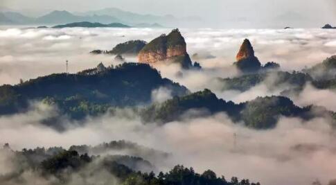 湖南万佛山令人惊叹的十处奇景