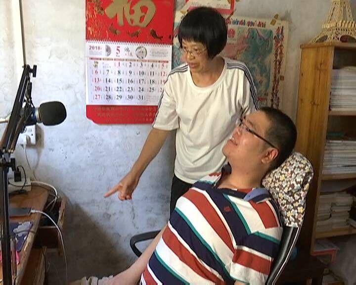 《江门最美家庭》 蓬江区卢丽婵家庭:度难从容 相伴一生