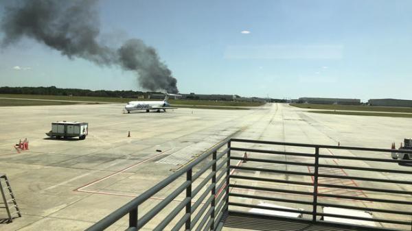美军一架C-130运输机在佐治亚州坠毁 机上人员情况不详