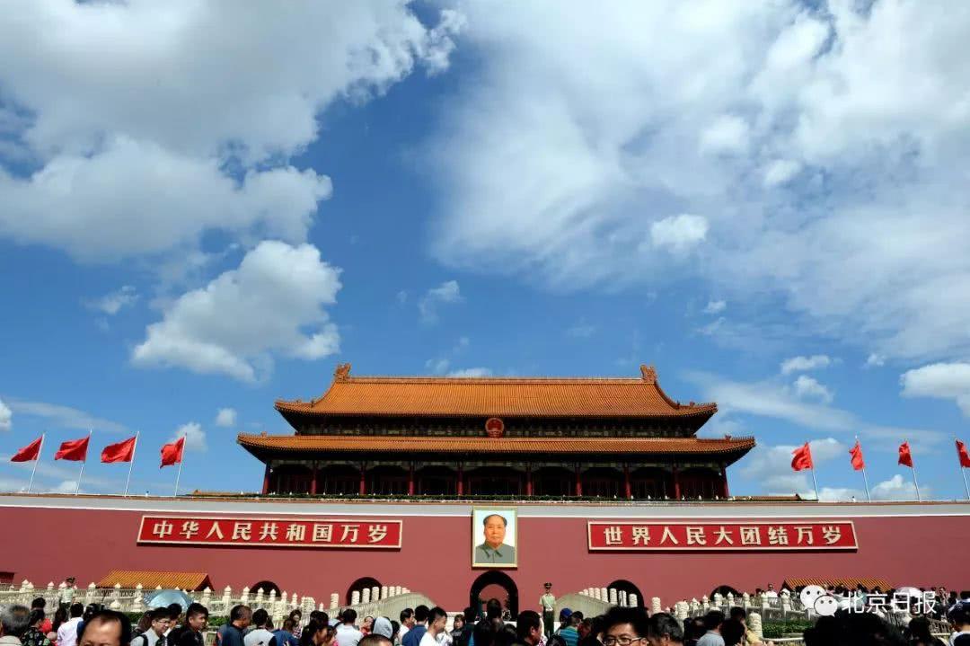 天安门6月15日启动修缮 预计明年4月底恢复对外开放