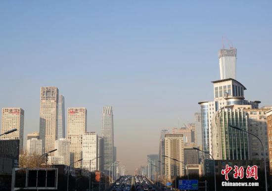 6月中下旬全国空气质量预报:北京以轻度污染为主