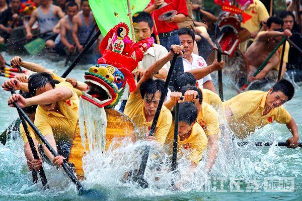 端午国内游客超8900万 全域旅游见成效