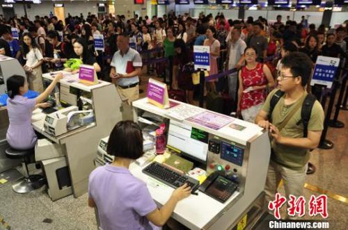 端午假期结束 中国接待国内游客8910万人次