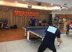 美国纽约恩平商会举行迎端午乒乓球赛