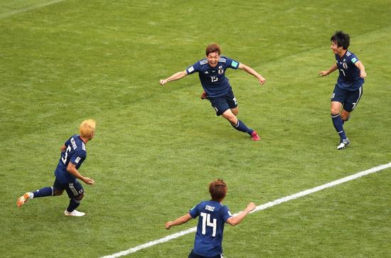 日本首胜南美球队