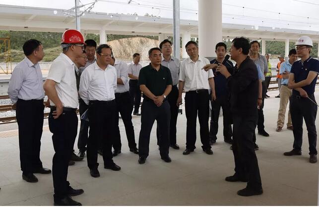 江湛铁路下月开通公交接驳方案出台