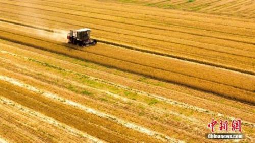 每年农历秋分将设为中国农民丰收节