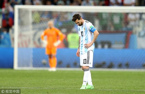 阿根廷还有这一线生机!竟然多亏他们一场输了3个