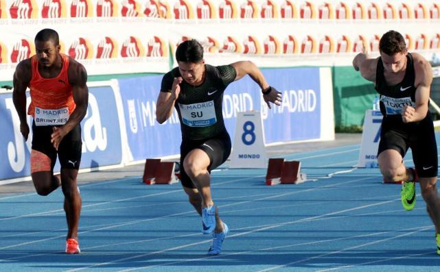 9秒91!苏炳添平亚洲百米纪录 中国速度一飞冲天