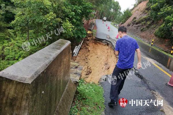 强降雨转移至西南黄淮 南方下周热力升级