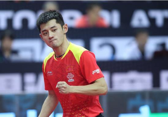 日乒赛资格赛张继科4-0横扫 男单三将胜韩国过关