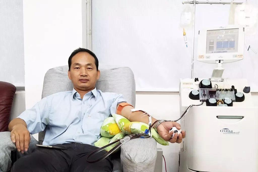 广州一的哥20年无偿献血7.7万毫升,等于16个大人血量