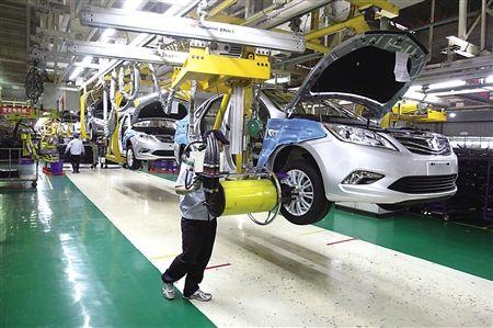 增速领跑全国!广东上半年汽车产量153.6万辆