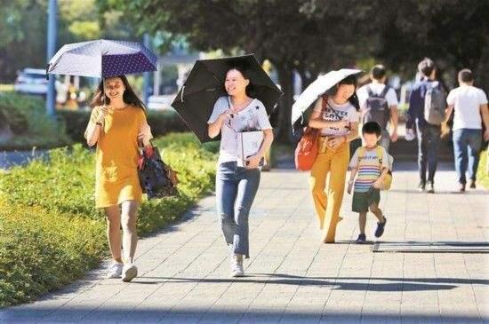 大数据告诉你广东今年夏天有多热