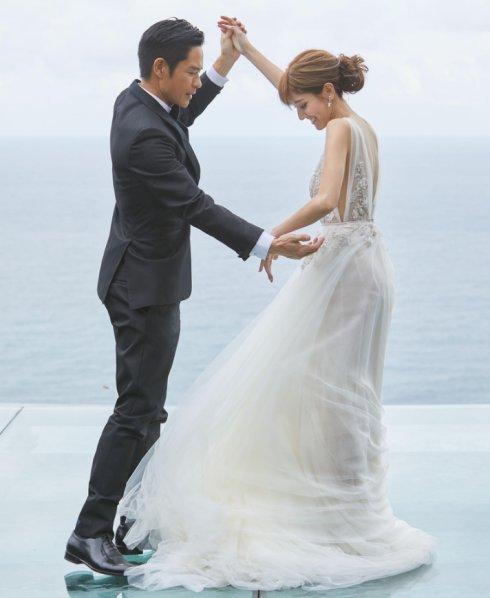 扒扒TVB视帝感情现状,郑嘉颖迎娶港姐陈凯琳,古天乐没空谈恋爱