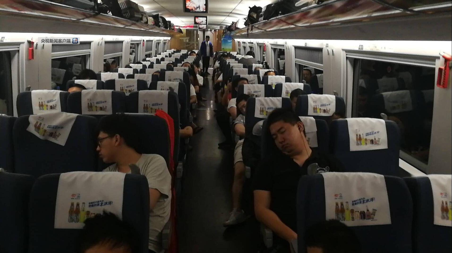 京沪高铁遭彩钢板撞击发生故障,多车晚点逾6小时