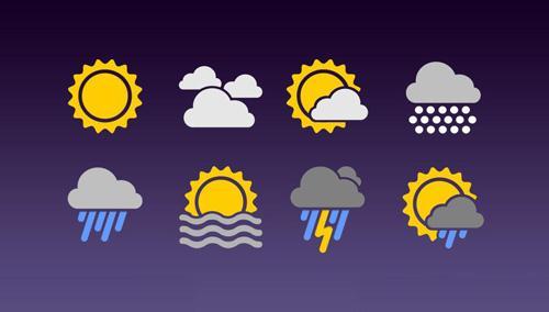 """手机软件""""山寨""""天气预报系违反气象法规"""