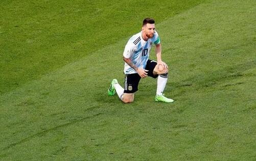 梅西将暂时退出国家队