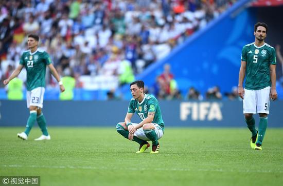 第1跌到第15!德国队排名创10年新低 克罗地亚进前4