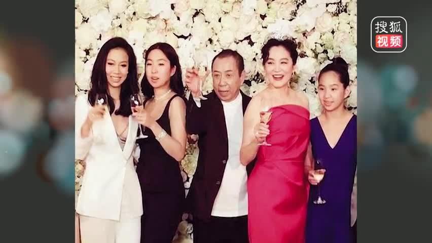 台媒曝63岁林青霞已离婚