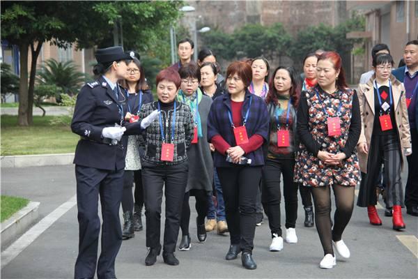 广东27所监狱统一举行开放日 3000余人受邀进监狱观摩
