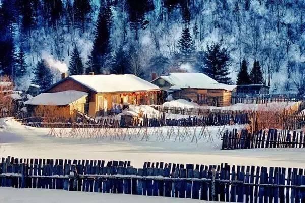 中国十大冰雪旅游圣地