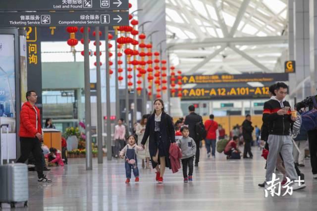 春运将至!广州白云机场有这些变化,出行指南快收好