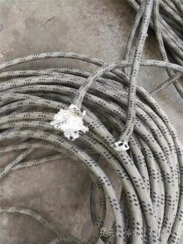 武汉装修工16楼作业弄脏业主衣服,被对方割断安全绳