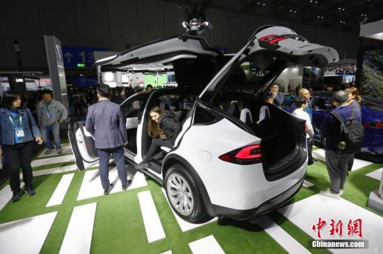 特斯拉召回部分进口Model S系列汽车 共计14123辆