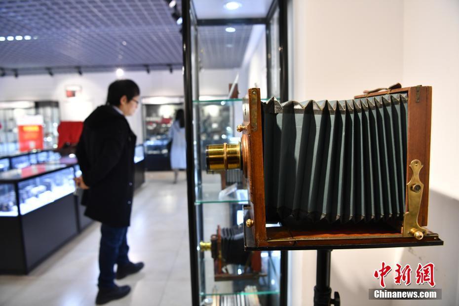 相机博物馆藏千件古董