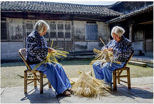 天台张思被评为浙江省老年养生旅游示范基地