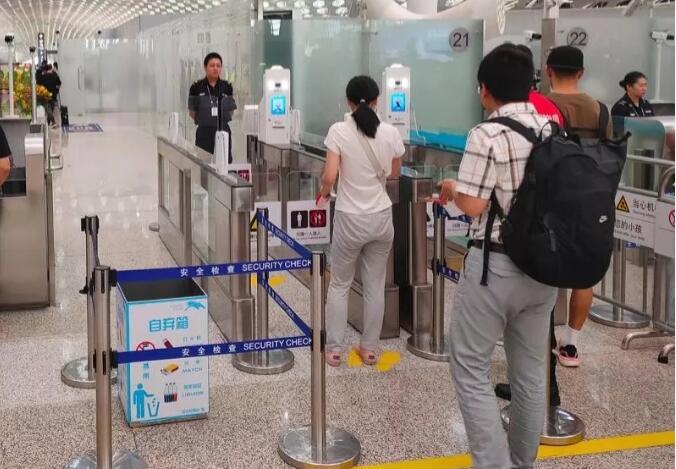深圳机场:旅客可全流程自助安检