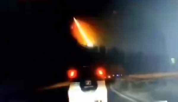 東北吉林墜落隕石