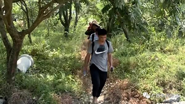 驴友独自爬广西大明山被困求助后获救,涉嫌擅闯核心区被罚款五百