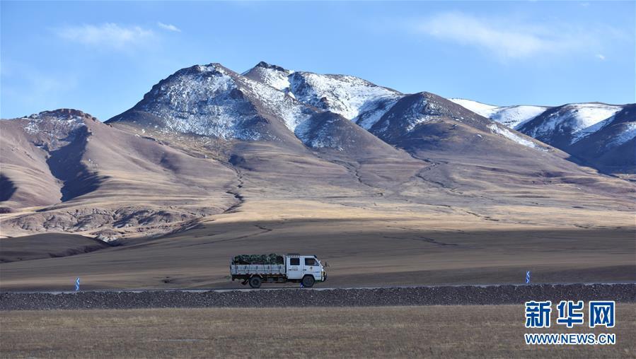 藏北的秋:蒼涼與壯美