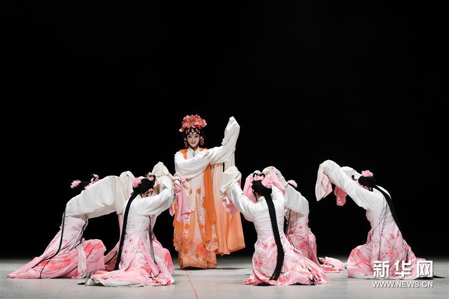 传统剧目《牡丹亭》亮相墨西哥塞万提斯国际艺术节