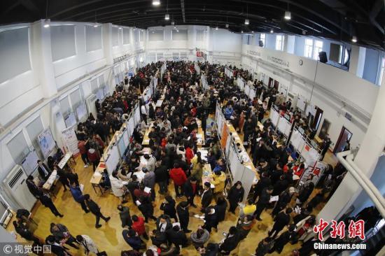 国家局:前三季度城镇新增就业1097万人