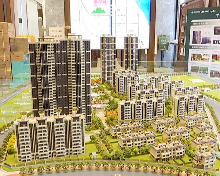 江門市區多個樓盤加大促銷力度以價換量