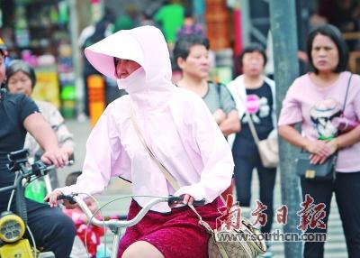 氣溫進一步下降,粵北地區跌破十攝氏度
