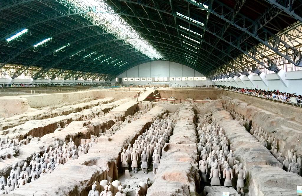 新中国峥嵘岁月 | 震惊世人的考古发现