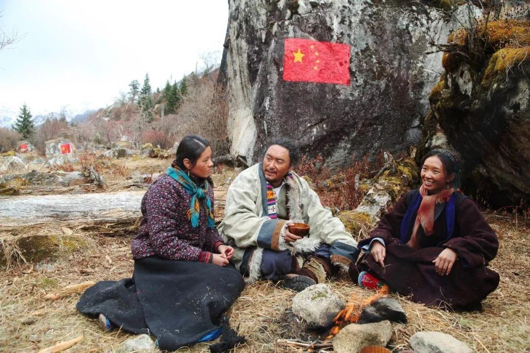 讲述玉麦固土守边故事 西藏题材电影《我的喜马拉雅》首播