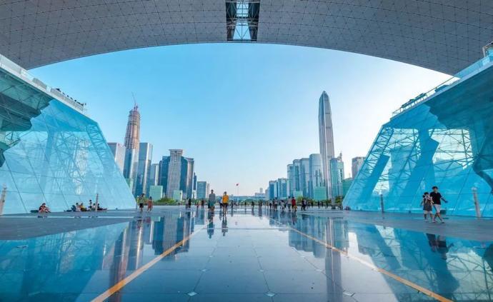 全球城市競爭力榜單發布:中國20城入圍經濟百強,深圳領跑