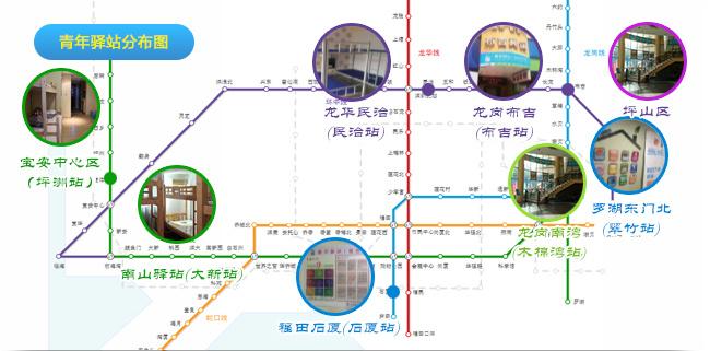 深圳青年驿站为内地在港学生提供免费住宿,已接待超百人