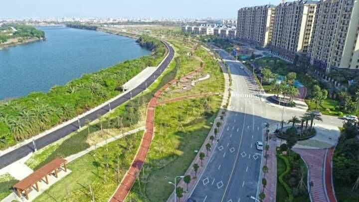 廣東180公里省級碧道試點全面鋪開建設 蕉門河等3個碧道試點基本建成