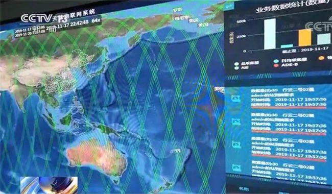 中國將打造天基物聯網