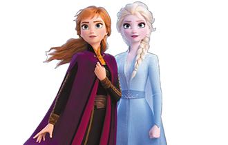 《冰雪奇緣2》今上映
