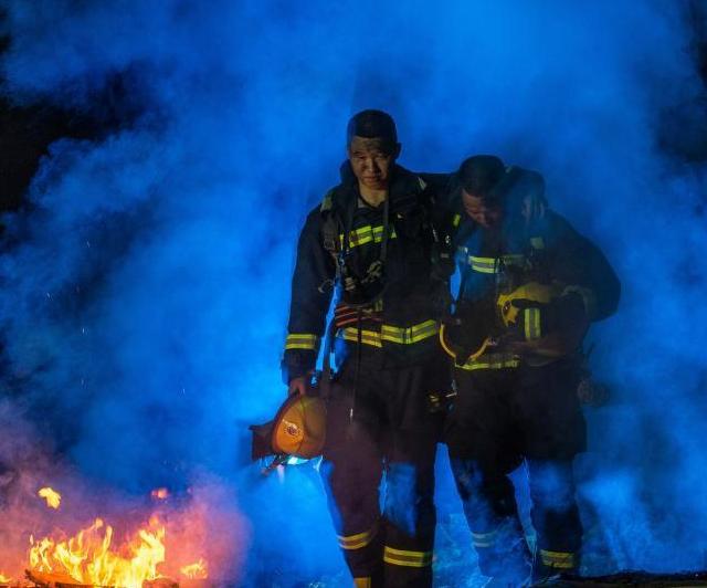 消防員超燃大片來襲