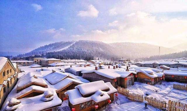 冬季游開啟互換模式:北方南下避寒 南方北上賞雪